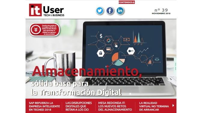 Portada IT User 39 Tamaño estándar